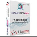 Importador Prestashop FK Automotive