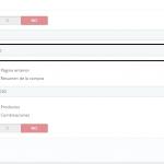 Como configurar el número de días que un producto es Novedad